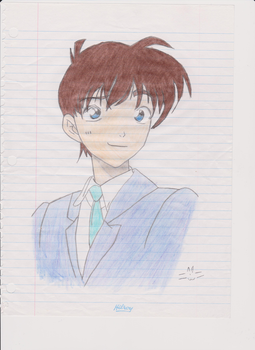 Jimmy Kudo - Shinichi Kudo by jordyan5