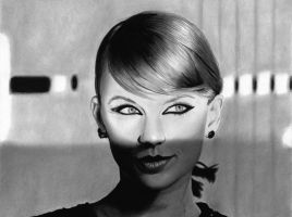 Taylor Swift Shadows by cfischer83