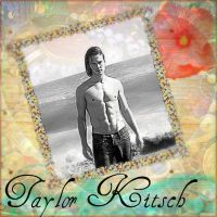 Taylor Kitsch by AngeliqueLuv