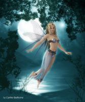 Moonglow Fairy by Radthorne