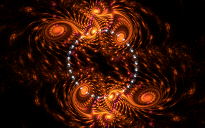 crazy fire swirls by Andrea1981G
