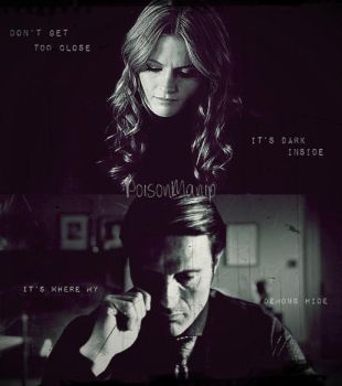 Castle - Hannibal Crossover by PoisonManip