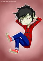 Marshall Lee by lalen Rasch by lalen8