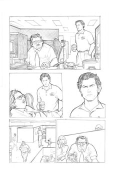 Mouthbreather Pencils page 3 by Dave-Acosta