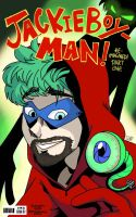 Jackieboy Man! Issue 1 cover by superloveharrypotter