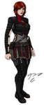 Dragon Age - ABL Leliana by Guyver89