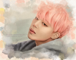 Jimin - Spring Day by BabyReni