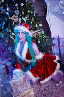 World of Warcraft - Feast of Winter Veil by Narga-Lifestream