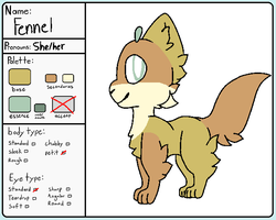 Fennel Approval Sheet by eatinq-cabbaqe