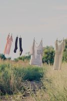 Laundry Line by kaylayeahhh