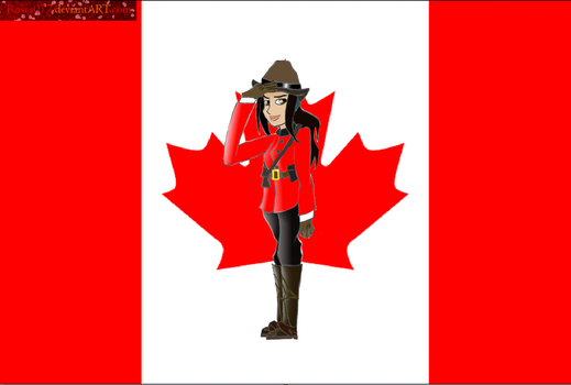 Keepin it Canadian by Roses077