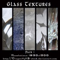 Glass Textures Pack 1 by BFstock