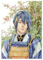 Mikazuki by fruitscake