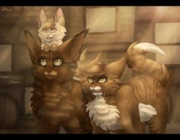 Family time by Zundel
