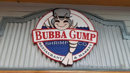 Bubba Gump Shrimp Restaurant by Marco-the-Scorpion
