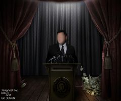 The Face of Politic by GKDes1gn