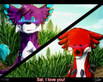 [B-GIFT] Confesion by Fireprinces20