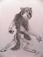 werewolf by Tim-berWolf