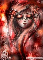 Forgotten in own flames by Addicted2disaster