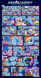 Chinese: Dash Academy 6 - The Secrets We Keep p11 by HankOfficer