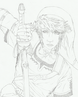 Link (Closeup) by Namy93