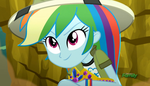 MLP Equestria Girls Leaping off the Page Moments 2 by Wakko2010