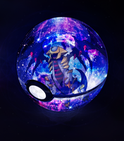 Giratina Pokeball by Madhatster