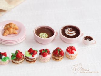 Cakes by OrionaJewelry