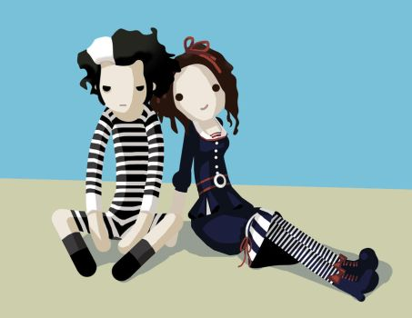 Sweeney Todd: By the sea by Manawua