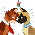 Christmas Gift: Mistlefools by SwimmingInTheInkwell