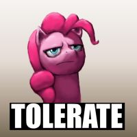 Tolerate by RedusTheRiotAct
