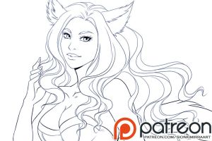 Lineart may by Kimir-Ra