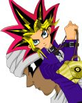 Yugi And Shadi Color by l3xxybaby
