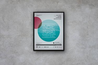 Concert / Festival - Flyer Template by macrochromatic