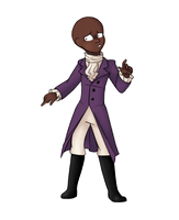 Aaron Burr sir by Redkitty34