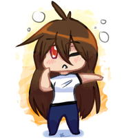 Chibi Grace v2 by TheSilverPie