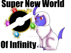 Cover Art for Super New World of Infinity