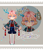 [OPEN][AUCTION] Adopt#012 by HanDinh160212