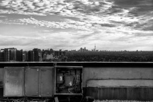 Industrialism in Toronto by nix0rs