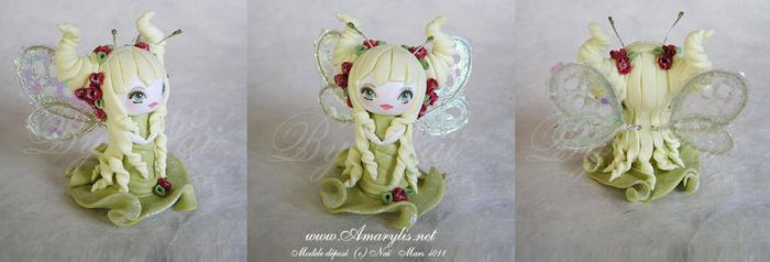 Fairy Fimo 14 by Nailyce