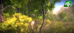 Realistic Tree Pack 2 (Corylus Avellana) by RakshiGames