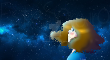 Alone in the Stars by heshi13