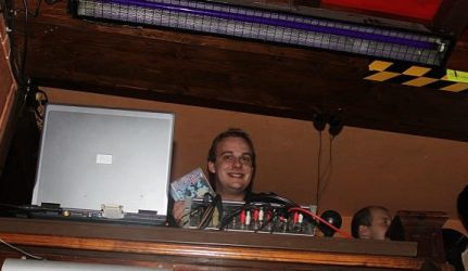 Me At Work as DJ by Melinon