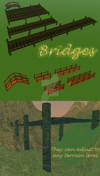 Bridges - FH meshes by wolf-NaKomis