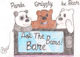 Ask The Bare Bears! by Ask-The-Bare-Bears