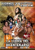 Luchas Final by LordCoatl