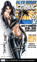 Long beach Comic con by jamietyndall