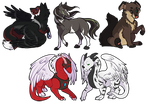 Icons again by Keshi-Commish