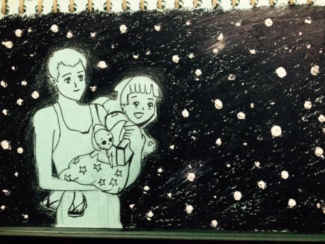 GRAVE OF THE FIREFLIES  (1988) by SiriEss