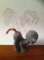 Pinkie Pie WiP by Reyndrys